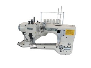Maquina de Costura Siruba Flatseaming para Neoprene D007R-480-01-DS - 220 V