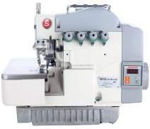 Máquina Overlock Ponto Cadeia Singer Direct Drive Bivolt - 4 Fios - 351G-241M04E-07123