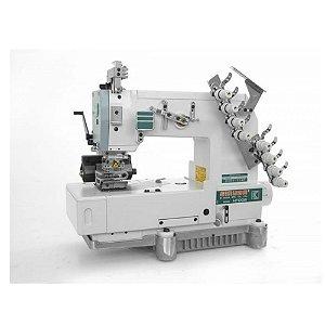 Maquina de Cós 4 agulhas Siruba HF008-0464-254P/HPR - BIVOLT