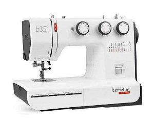 Máquina de Costura Domestica Bernette B35 Mecanica - 110 V