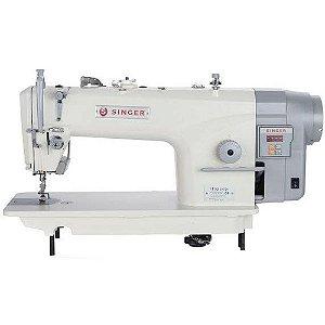 Máquina de Costura Industrial Reta Singer Motor Direct Drive Singer 141G-20CEA - 220 V