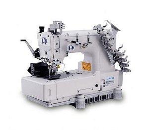Maquina de Costura Fechadeira de Cós 4 Agulhas Jack JK-HF-8009-04 064-254P