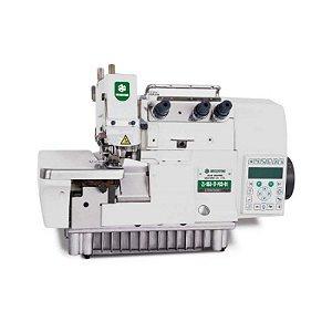 Maquina Overloque Eletrônica com Control Box Acoplado no Cabeçote Zoje ZJ-953-17-PD3-01 - 220 V