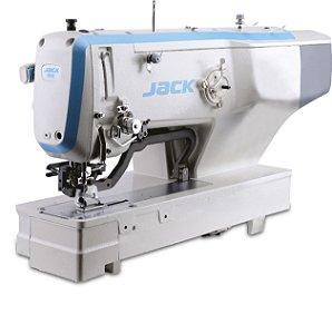 Maquina de Caseadeira Reta Eletronica 120 mm Jack JK-T 1792BS - 220 v