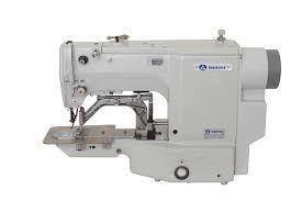 Travete Eletrônica conjunto de costura para emendar elástico de cintura de cueca Sansei SA‐430D‐06 - 220 V