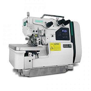 Maquina Overloque 3 fios Industrial Direct Drive Zoje B9500 -17 - 220 V