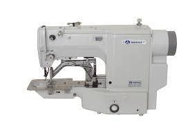 Maquina Travete Eletronica Sansei SA‐430D‐02L lançadeira grande área de trabalho 40x30 cm - 220 V