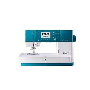Máquina de Costura Pfaff Ambition 620 Com 136 pontos até 7 mm - Bivolt