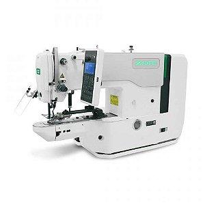 Maquina Botoneira Eletrônica  com Control Box Acoplado Zoje  ZJ-1903D-301-3-04-V4 - 220v