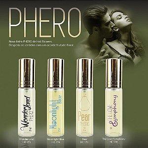 Perfume Afrodisíaco unissex  15ml - Linha Phero