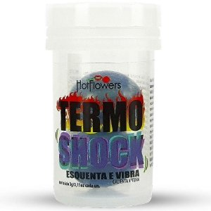 Hot Ball Funcional - Termo Shock