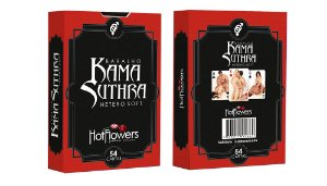 Baralho Kama Sutra Hetero Soft