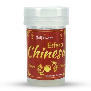 Hot ball plus - Esfera Chinesa