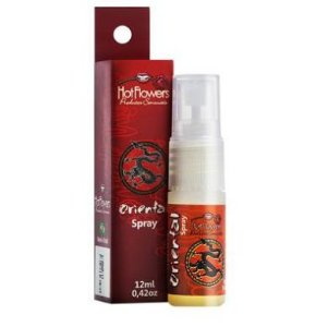 Spray excitante unissex 12ml - Oriental