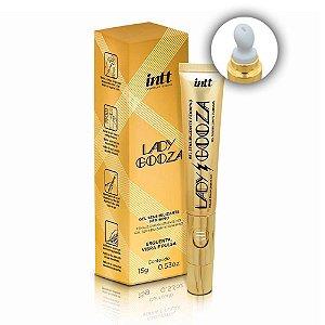 Gel com cápsula vibratória 15g- Lady Gooza