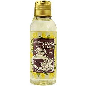 Óleo para massagem  120ml - Ylang Ylang
