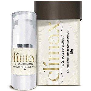 Gel facilitador  15g - Climax