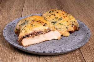 CHICKEN AND CHEESE 260G
