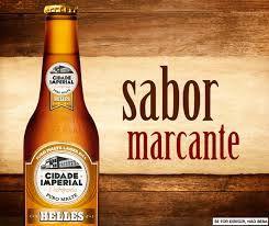 Cerveja Cidade Imperial Puro Malte Helles 500ml