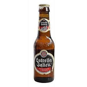 Cerveja Estrella Galicia Premium Lager Ln 200ml