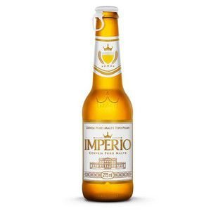 Cerveja Imperio Puro Malte 275ml