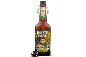 Cerveja Roleta Russa Double New England Ipa 500 ml