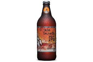 Cerveja Backer 3 Lobos Pele Vermelha American IPA 600 ml