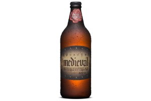 Cerveja Backer Medieval Belgian Blond Ale 600 ml