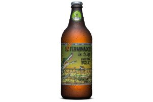 Cerveja Backer 3 Lobos Exterminador de Trigo American Wheat 600 ml