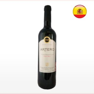 Vinho Artero Tempranillo 750ml