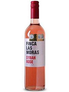 VINHO SYRAH ROSE 750ML FINCA LAS MORAS