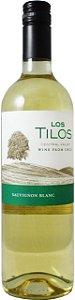 Vinho Los Tilos Sauvignon Blanc Chardonnay 750ml