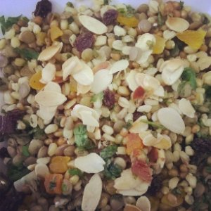 Salada Libanesa 200g
