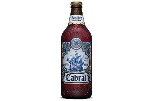 Cerveja Backer Cabral English Barley Wine 600 ml