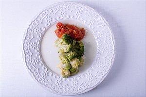 Couve de Bruxelas com Brócolis e Tomate Cereja 320 gramas