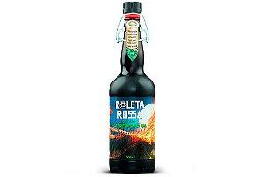 Cerveja Roleta Russa American Black IPA 500ml