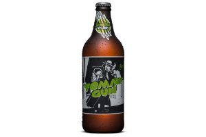 Cerveja Backer Las Mafiosas 3 Lobos Tommy Gun Double IPA 600 ml