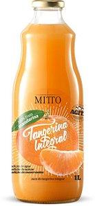 SUCO INTEGRAL DE TANGERINA MITTO 1L