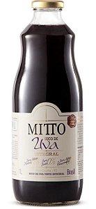 Suco Integral de Uva Mitto 1L