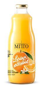 Suco Integral de Laranja Mitto 1L