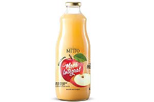 SUCO INTEGRAL DE MAÇA MITTO 1L