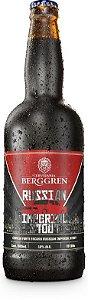 Cerveja Escura Russian Imperial Stout Berggren 500ml