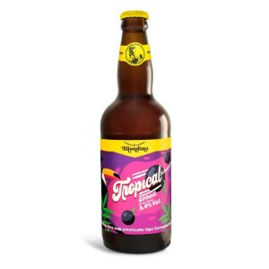 CERVEJA BLONDINE TROPICAL JABUTICABA 500ML