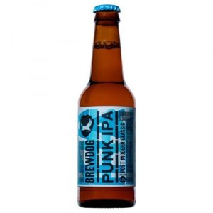 CERVEJA BREWDOG PUNK IPA LONG NECK 330ML