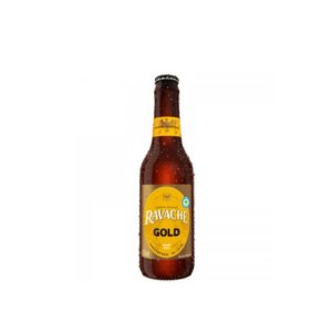 Cerveja Ravache Gold Long Neck 355ml