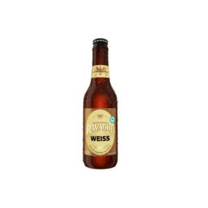 CERVEJA RAVACHE WEISS LONG NECK 355ML