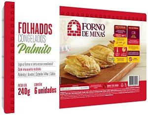 Folhado Palmito Forno de Minas 240g