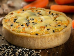 QUICHE FRANGO LACFREE WE CHEF 280 GRAMAS
