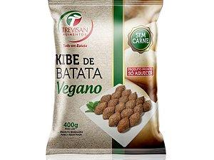 Kibe batata vegano trevisan 400 gramas
