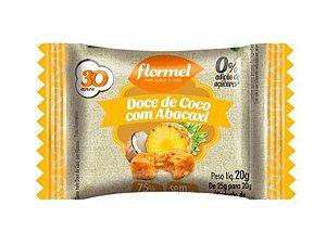FLORMEL ABACAXI/COCO ZERO D24